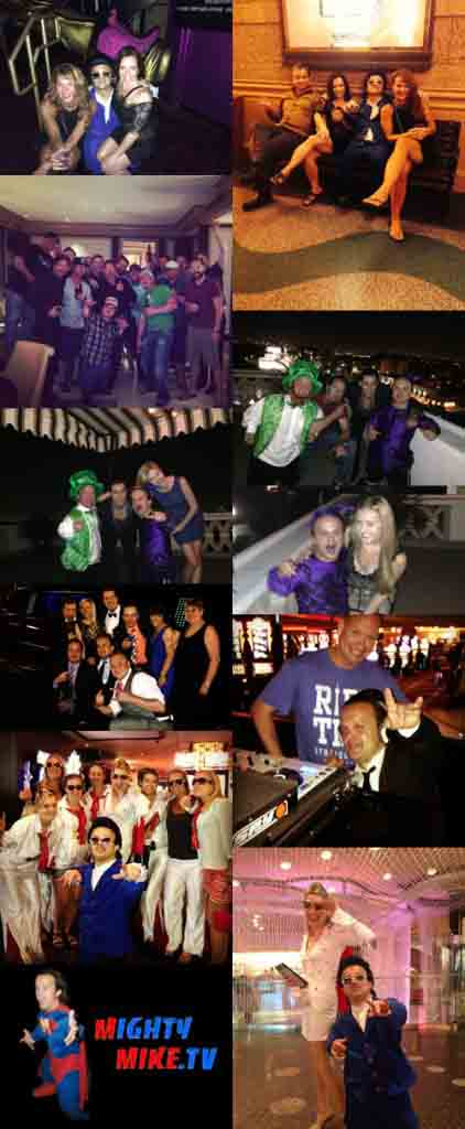 GIRL BACHLORETTE CLUBING IN LAS VEGAS AT HUSTLER WITH MIDGET ELVIS-1 AND MIDGET LEPRECHAUN AND MIDGET JESTER ALL BABES BACHLOR PARTY AT CHATEAU MARMOUNT, LOS ANGELES AND MINI ELVIS ROCKIN WITH SWEDISH ELVIS'S AT MARQUEE COSMOPOLOTAN LAS VEGAS PARTIES ENTERTAINMENT TO HIRE